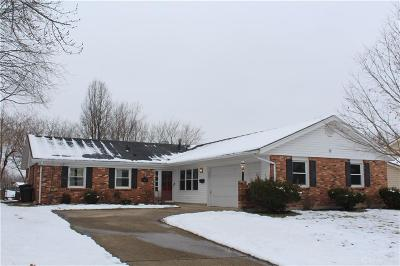 Fairborn Single Family Home Pending/Show for Backup: 367 Bowman Drive