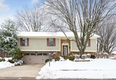 Dayton OH Single Family Home For Sale: $187,000