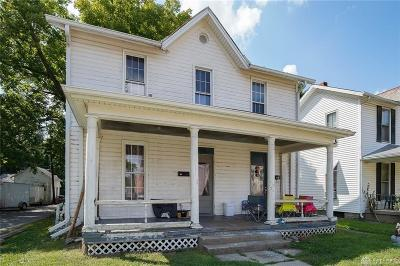 Miamisburg Single Family Home For Sale: 121 5th Street