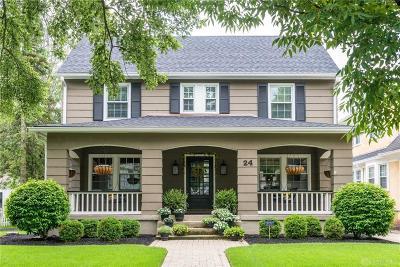 Oakwood Single Family Home Pending/Show for Backup: 24 Spirea Drive