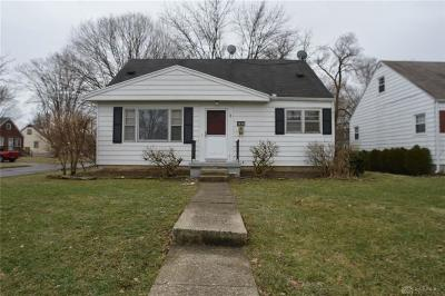 Kettering Single Family Home Pending/Show for Backup: 650 Hadley Avenue
