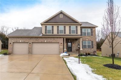Springboro Single Family Home For Sale: 22 Louise Drive
