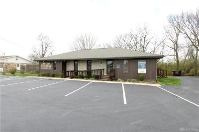 Fairborn Commercial Pending/Show for Backup: 7544 Dayton Springfield Road