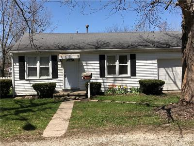 Clinton County Single Family Home For Sale: 481 Florence