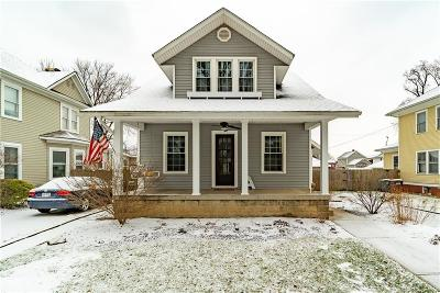 Xenia Single Family Home Pending/Show for Backup: 541 King Street