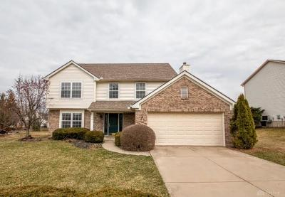 Springboro Single Family Home Pending/Show for Backup: 70 Reed Road