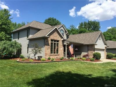 Springfield Single Family Home For Sale: 1200 Kingsgate Road