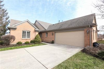 Single Family Home For Sale: 2653 Vienna Estates Drive