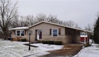 Urbana Single Family Home Pending/Show for Backup: 4724 Cedar Creek Road