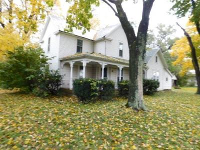 Troy Single Family Home For Sale: 3635 Piqua Troy Road
