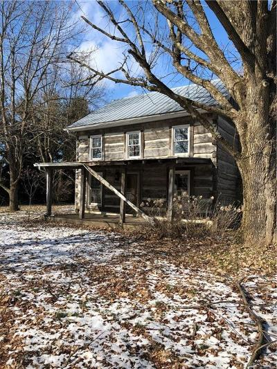 Highland County Single Family Home For Sale: 5925 S R 138
