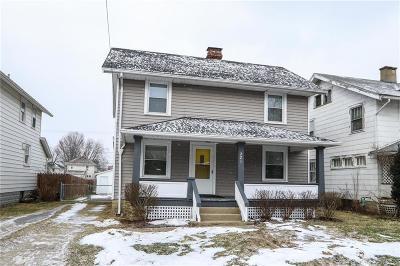 Single Family Home For Sale: 221 Bellevue Avenue