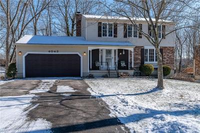Beavercreek Single Family Home Pending/Show for Backup: 4043 Willow Run Drive