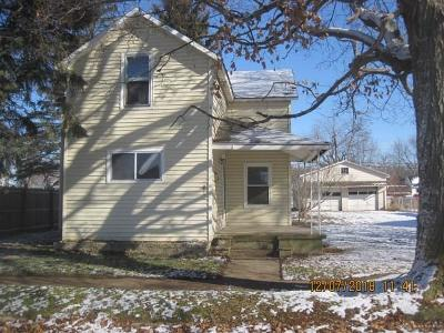 Jeffersonville OH Single Family Home For Sale: $32,900
