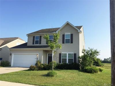 Huber Heights Single Family Home For Sale: 6929 Buell Lane