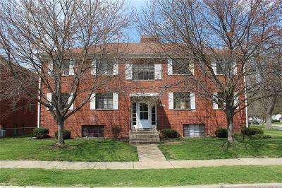 Dayton Multi Family Home For Sale: 619 Gainsborough Road