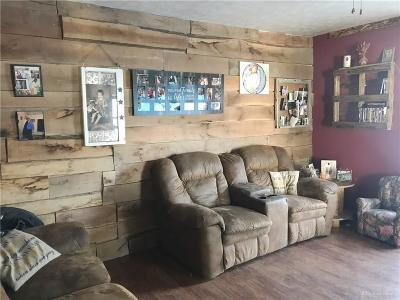Urbana Single Family Home For Sale: 4085 Highway 36