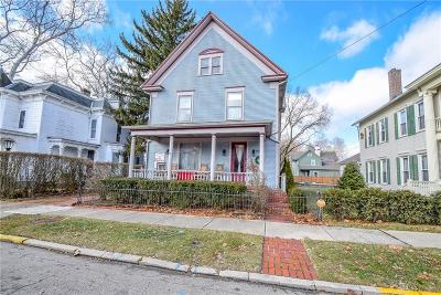 Troy Single Family Home For Sale: 126 Plum Street