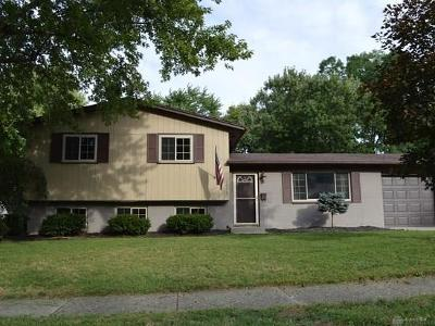 Kettering Single Family Home Pending/Show for Backup: 4432 Burchdale Street