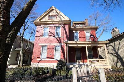 Dayton Single Family Home For Sale: 33 Hess Street