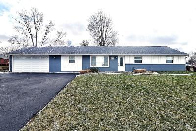 Centerville Single Family Home For Sale: 92 Alexandersville Bellbrook Road