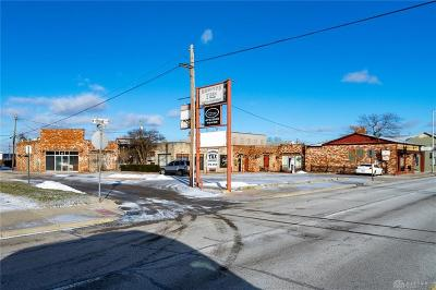 Fairborn Commercial For Sale: 37 Broad Street