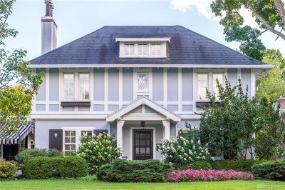 Oakwood Single Family Home For Sale: 128 Dixon Avenue