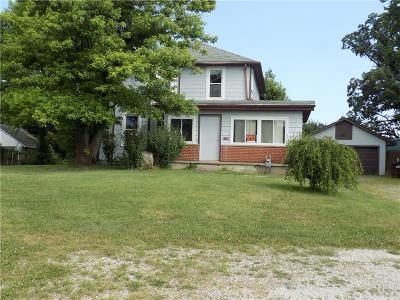 Enon Vlg Single Family Home For Sale: 6774 Dayton Springfield Road