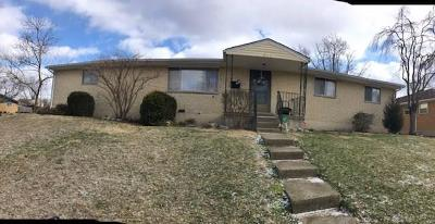 Miamisburg Single Family Home For Sale: 302 Lawrence Avenue