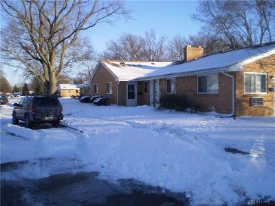 Dayton Multi Family Home For Sale: 2450 San Rae Avenue