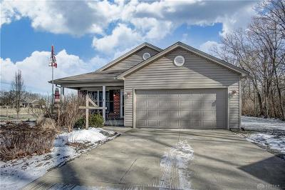 Miamisburg Single Family Home Pending/Show for Backup: 6710 Germantown Pike