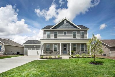 Troy Single Family Home For Sale: 2745 Douglas Drive