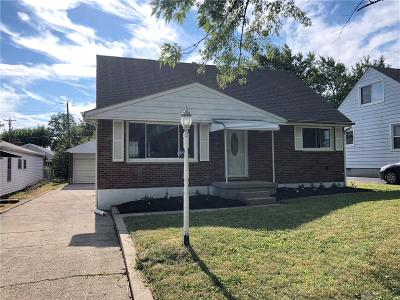 Kettering Single Family Home Pending/Show for Backup: 2904 Wehrly Avenue