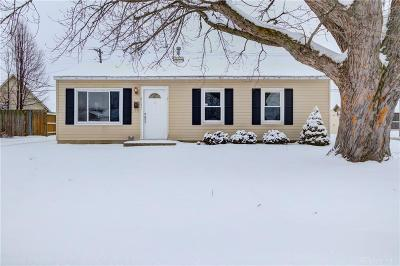 Xenia Single Family Home Pending/Show for Backup: 2177 Drake Drive