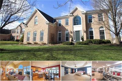 Single Family Home For Sale: 9763 Dinwiddie Court