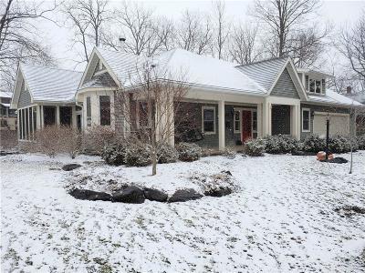 Yellow Springs Vlg Single Family Home Pending/Show for Backup: 404 Dayton Street