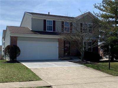Springboro Single Family Home For Sale: 5 Wilkerson Court