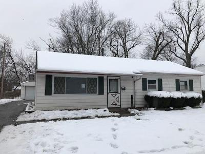 Dayton Single Family Home For Sale: 4441 Marlowe Street