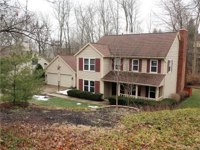 Vandalia Single Family Home For Sale: 1640 Carolina Drive