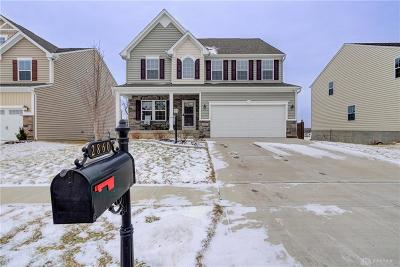 Beavercreek Single Family Home For Sale: 2860 Ridge View Court