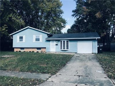 Dayton Single Family Home For Sale: 47 Trotwood Boulevard