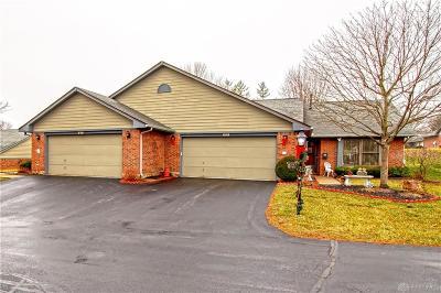 Springboro Single Family Home For Sale: 27 Pheasant Run Circle