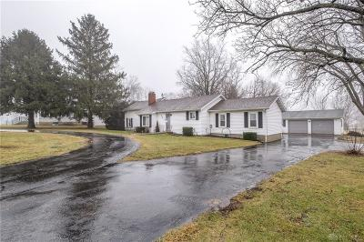 New Carlisle Single Family Home For Sale: 9295 National Road