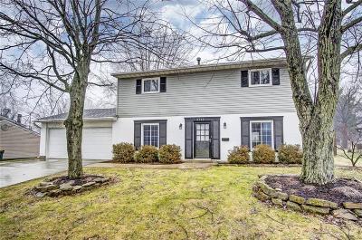 Dayton Single Family Home Pending/Show for Backup: 4712 Ridgebury Drive