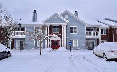 Beavercreek OH Condo/Townhouse For Sale: $107,900
