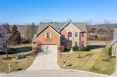 Miamisburg Single Family Home For Sale: 10893 Blackbird Court