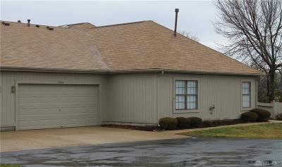 Miamisburg Condo/Townhouse Pending/Show for Backup: 2561 Allister Circle