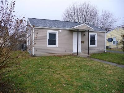Wilmington OH Single Family Home Pending/Show for Backup: $99,900