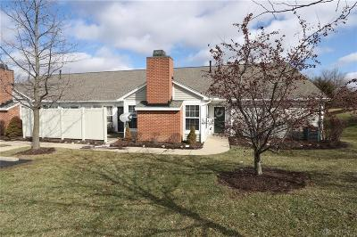 Miamisburg Condo/Townhouse For Sale: 1502 Commons Drive