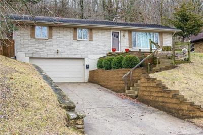 Dayton Single Family Home Pending/Show for Backup: 3616 Tait Road